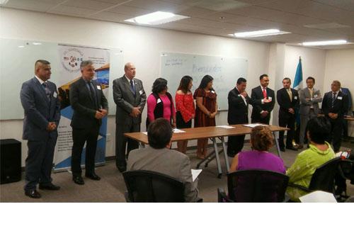 New Board of Directors USGTCC