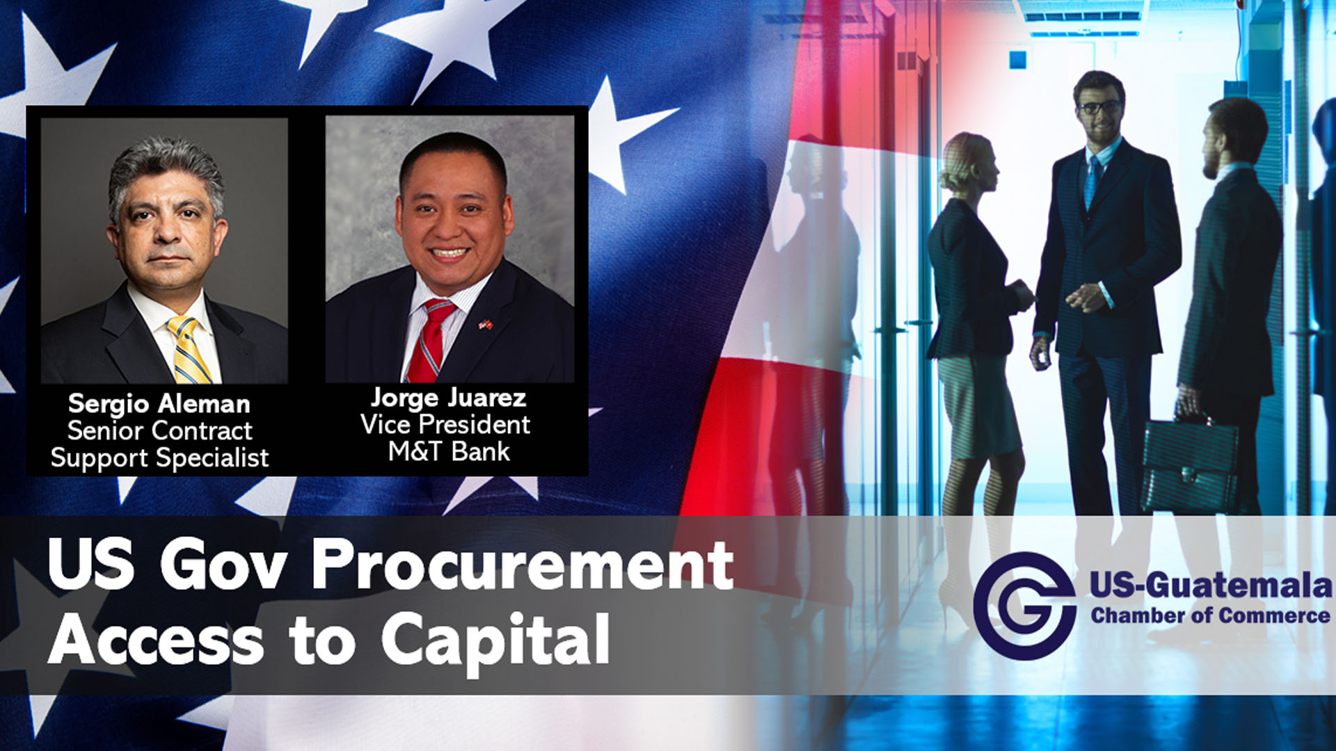 US Gov Procurement / Access to Capital / LEDC