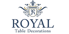 Royal Table Decoration