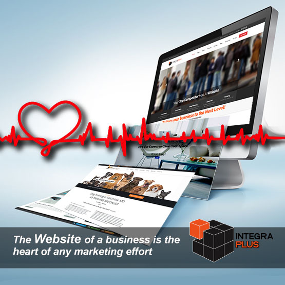 Integra Plus Web Design Company in Rockville, MD